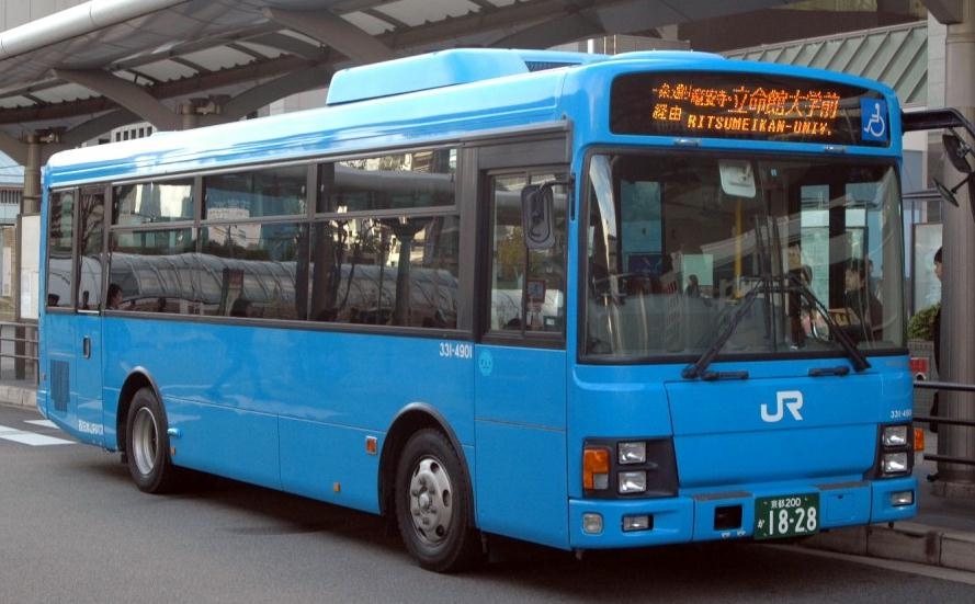 京都200 か 1828(331-4901号車...